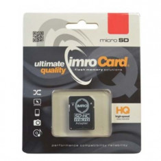 Card de memorie IMRO Micro SD 4GB - Card memorie