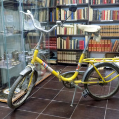 BICICLETA PEGAS ANII 1970 - Bicicleta retro, 20 inch, 16 inch, Numar viteze: 1