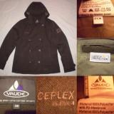 Geaca VAUDE CEPLEX (38) dama jacheta eleganta palton dame membrana impermeabila