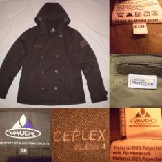 Geaca VAUDE CEPLEX (38) dama jacheta eleganta palton dame membrana impermeabila - Geaca dama, Culoare: Din imagine