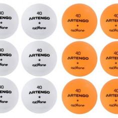 SET 12 MINGI ARTENGO FRANTA (1 STEA) - Minge ping pong