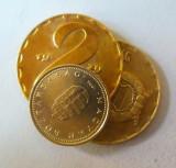 Lot 3 Monede diferite Ungaria 1975-1995 *cod 1818 a.UNC/UNC, Europa