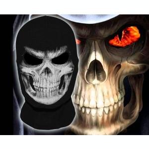 Masca Cagula Grim Reaper Skull Ghost ski snowboard motor party Halloween +CADOU!