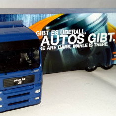 Herpa MAN TG-A transport Mahle filter 1:87