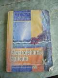 ELECTROTEHNICA APLICATA - CLASA A X A