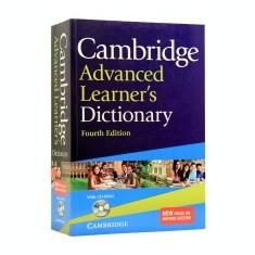 Cambridge Advanced Learner's dictionary. 4th edition - DEX