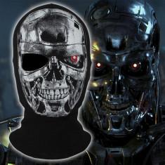 Masca Cagula Terminator Skull motor ski snowboard motor party Halloween +CADOU! - Masca carnaval, Marime: Marime universala, Culoare: Din imagine