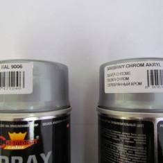 Spray vopsea Profesional CHAMPION Albastru Argintiu Auriu Verde
