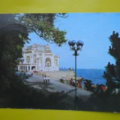 HOPCT 15901 CONSTANTA -CAZINOUL -JUD CONSTANTA [CIRCULATA] - Carte Postala Dobrogea dupa 1918, Printata