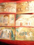 Carnet 12 Ilustrate - Camera de Aur a Tarinei la Kremlin URSS - Icoane pictate, Necirculata, Fotografie