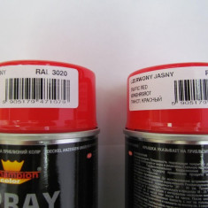 Spray vopsea Profesional CHAMPION RAL ROZ MOV ROSU CUPRU
