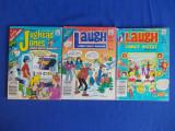 Cumpara ieftin LOT 3 REVISTE BENZI DESENATE : ARCHIE DIGEST LIBRARY - 1981/1987