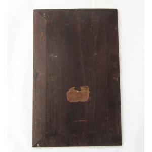 Leaganul veche pictura ulei