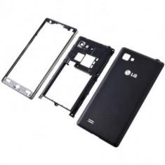 Carcasa LG Optimus 4X HD P880 Originala Neagra