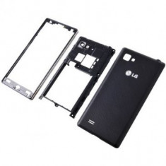 Carcasa LG Optimus 4X HD P880 Originala Neagra