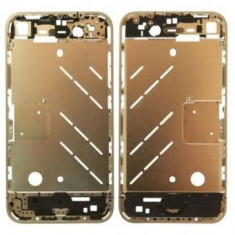 Carcasa mijloc Apple iPhone 4 Originala Argintie SWAP