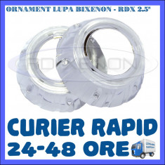 ORNAMENT LUPA LUPE BIXENON ULTRAMOTO - MODEL RDX - 2.5 INCH