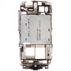 Carcasa mijloc HTC Sensation Originala Neagra SWAP