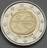 SPANIA 2 euro comemorativa 2009-EMU, UNC, Europa, Cupru-Nichel