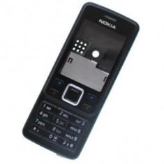 Carcasa Nokia 6300 Neagra