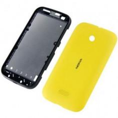Carcasa Nokia Lumia 510 Originala Galbena