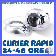 ORNAMENT LUPA LUPE BIXENON ULTRAMOTO - MODEL OCULAR V1.0 - 3 INCH