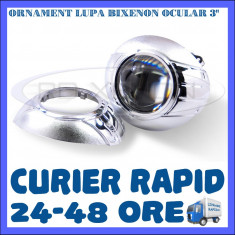 ORNAMENT LUPA LUPE BIXENON ULTRAMOTO - MODEL OCULAR V1.0 - 3 INCH, Universal