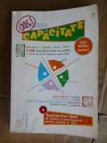 EXAMEN DE CAPACITATE CELE 4 MATERII, PENTRU CLASELE V-VIII .