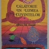 Doina Stoichita - Calatorie in Lumea Cuvintelor ( cu ilustratii ) - Carte de povesti