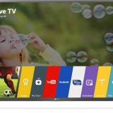 Televizor Smart 3D LED, Full HD, 80 cm, LG 32LF650V