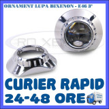 ORNAMENT LUPA LUPE BIXENON ULTRAMOTO - MODEL BMW E46 EXTENDED - 3 INCH