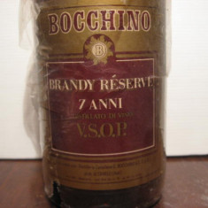 Brandy reserve zanni, bocchino, cl 75 gr 40 italy - Cognac