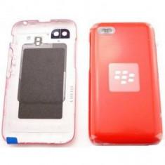 Capac baterie BlackBerry Q5 Original Rosu