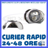 ORNAMENT LUPA LUPE BIXENON ULTRAMOTO - MODEL OCULAR V2.0 - 3 INCH