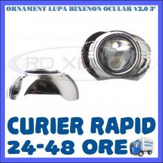 ORNAMENT LUPA LUPE BIXENON ULTRAMOTO - MODEL OCULAR V2.0 - 3 INCH, Universal