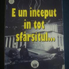 E UN INCEPUT IN TOT SFARSITUL * 17-25 DECEMBRIE 1989 * REVOLUTIA  ROMANA