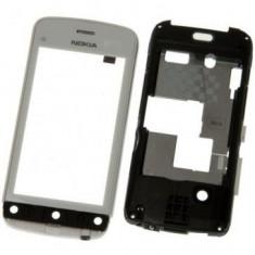 Carcasa Nokia C5-03 2 piese Originala Alba SWAP