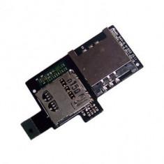 Banda cu cititor sim si card HTC Sensation Originala - Conector GSM