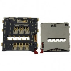 Cititor SIM Sony Xperia T2 Ultra D5303 D5306 Original - Conector GSM