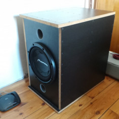 Subwoofer difuzor Pioneer 400W