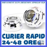 ORNAMENT LUPA LUPE BIXENON ULTRAMOTO - MODEL APOLLO V3.0 - 3 INCH, Universal