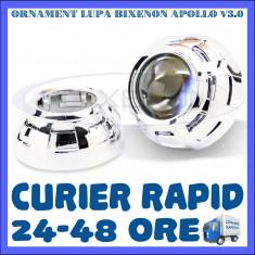 ORNAMENT LUPA LUPE BIXENON MORIMOTO - MODEL APOLLO V3.0 - 3 INCH ZDM