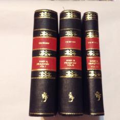 Thomas Mann - Iosif si fratii sai 3 volume,LEGATE,RF9/2