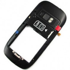 Carcasa mijloc Nokia C7 Originala Neagra SWAP