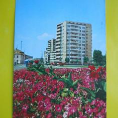 HOPCT 15908 CONSTANTA -CONSTRUCTII NOI /ANUL 1966 -JUD CONSTANTA [CIRCULATA] - Carte Postala Dobrogea dupa 1918, Printata
