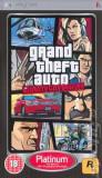 Grand Theft Auto Liberty City Stories Psp, Actiune, 18+, Rockstar Games
