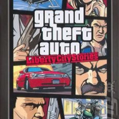 Grand Theft Auto Liberty City Stories Psp - Jocuri PSP Rockstar Games, Actiune, 18+
