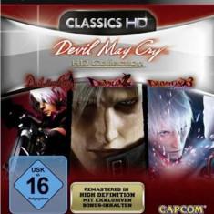 Devil May Cry Hd Collection Ps3 - Jocuri PS3 Capcom, Actiune, 16+