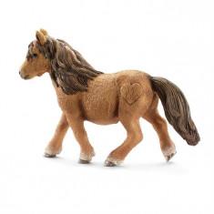 Figurina Animal Iapa Ponei Shetland - Figurina Animale Schleich