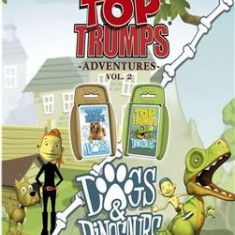 Top Trumps Dinosaurs And Dogs Ps2 - Jocuri PS2 Ubisoft